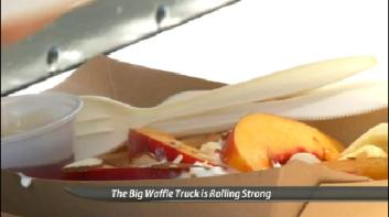 Bismarck, ND: The Big Waffle Truck Featured in USA Today