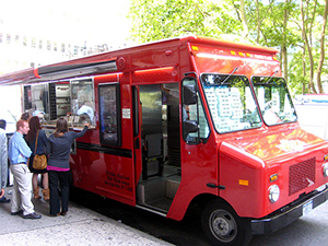 Little Rock, AR: Courting the Food Truck Crowd