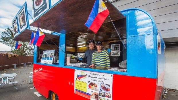 Christchurch, NZL:  Family starts up Filipino food truck venture