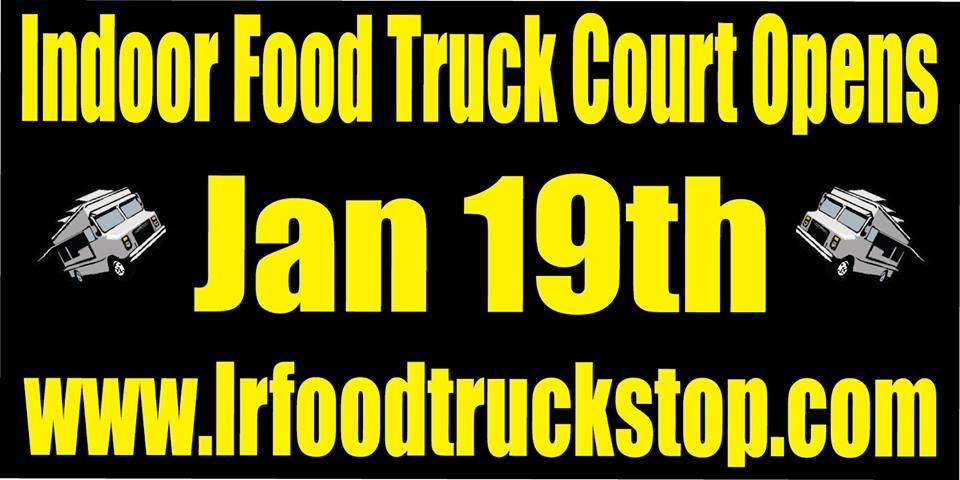 Little Rock, AR: Little Rock's First Indoor Food Truck Court Opens Jan. 19