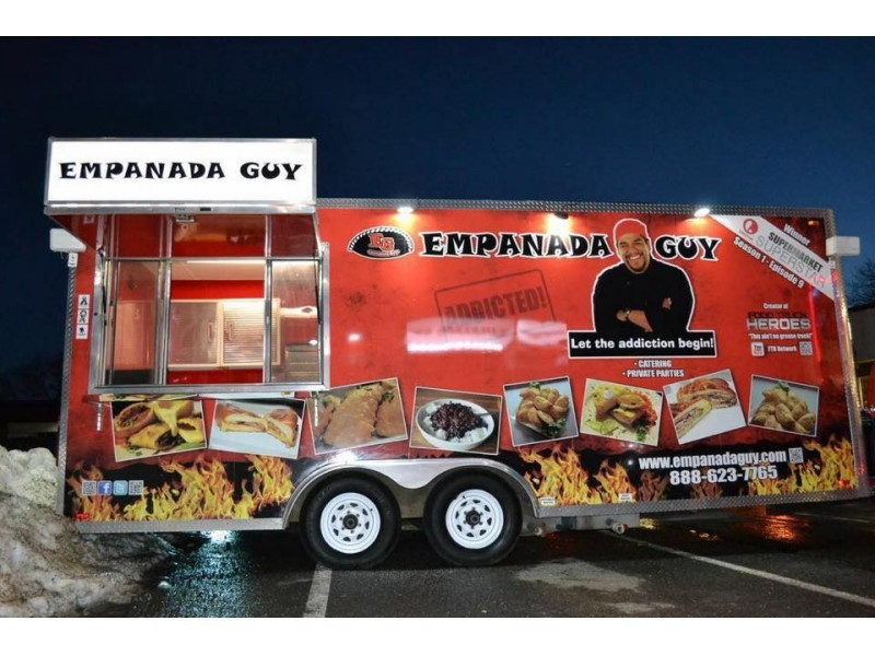 Ocean County, NJ: Empanada Guy Bringing His Food Truck To Ocean County