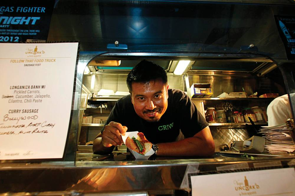 Las Vegas, NV: The Mobile Mogul – Oliver Naidas Launches Fifth Food Truck Lobsterfest