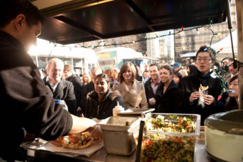 Street Food City will bring together more than 25 local food trucks in one space.