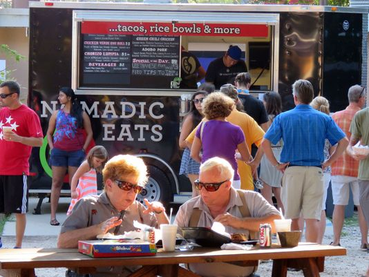 Pensacola, FL: How Hayward is bringing food trucks to downtown