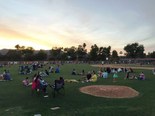 Ahwatukee Eats delivers a solid way to spend your Saturday afternoon. Unplug and leave your cell phones in the car. Between the food, community, and atmosphere you'll forget it's even there.