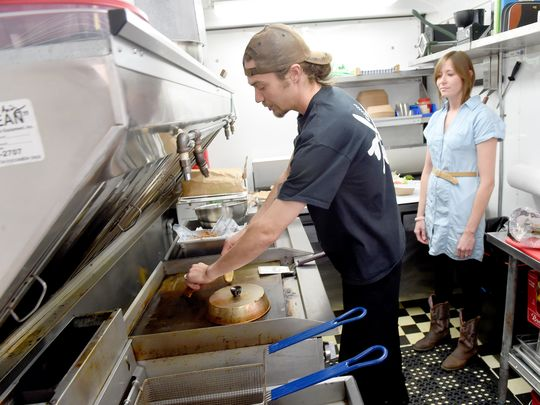 Staunton, VA: Local food truck heads south for winter