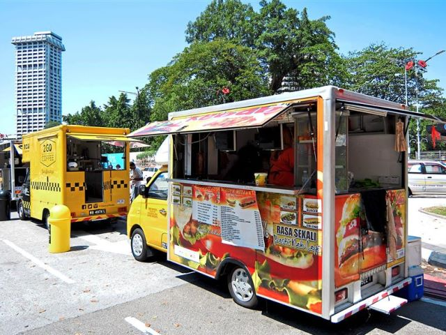 Malaysia: 'Mobile licences' for food trucks in KL and Putrajaya
