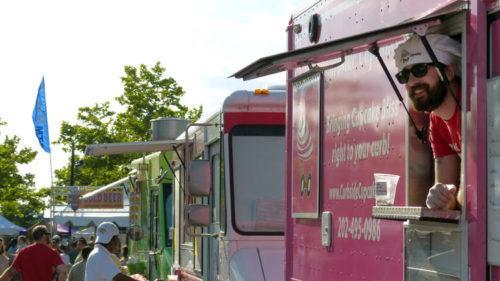 The Taste of Three Cities will return to Patterson Park  on June 4.  (Karl Merton Ferron, Baltimore Sun photo)