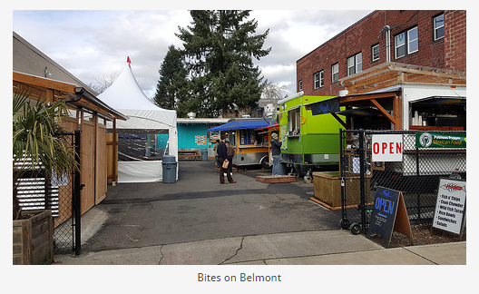Portland, OR: Food Cart Pods and News