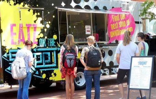 Spotsylvania County, VA: Courthouse Village Food Truck Rodeo