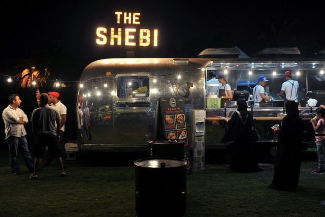Abu Dhabi, UAE: First weekend of Love Food Festival has Al Ain sizzling with street fare and fun