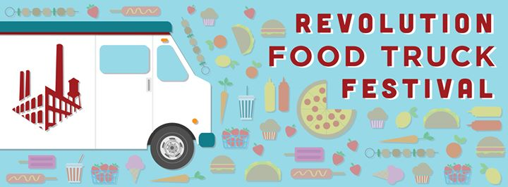 Greensboro, NC: Greensboro – Revolution Mill Food Truck Festival and Open House