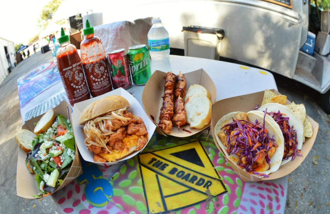 Tampa, FL: Food truck dream finally up and running