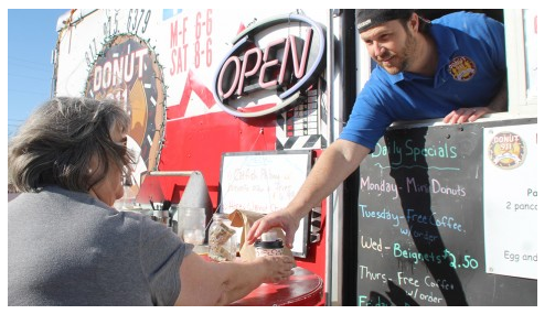 Austin, TX: Food trucks finding their place