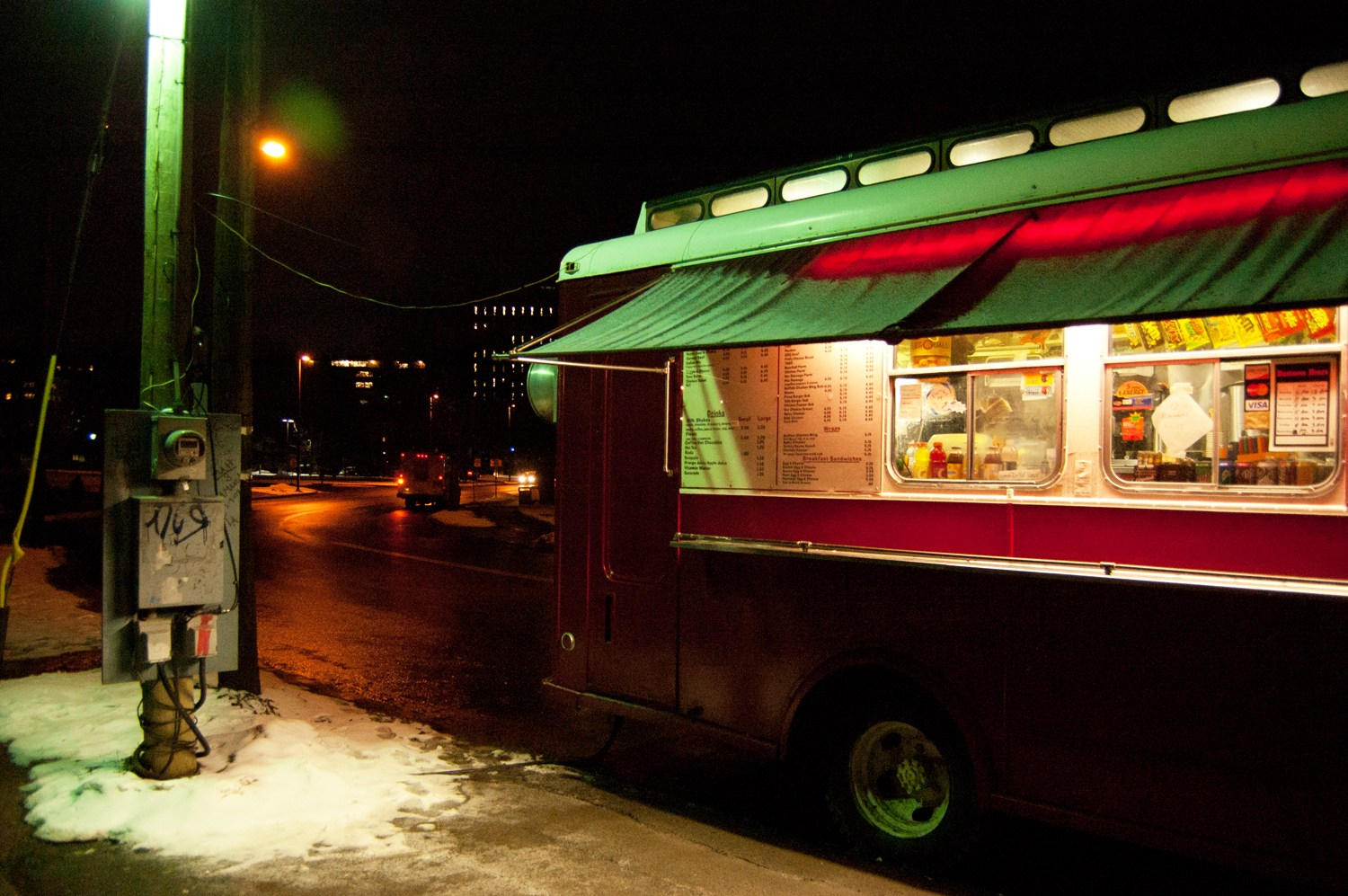 Ithaca, NY: Food Trucks and Restaurants Battle Over Hours, Terrain