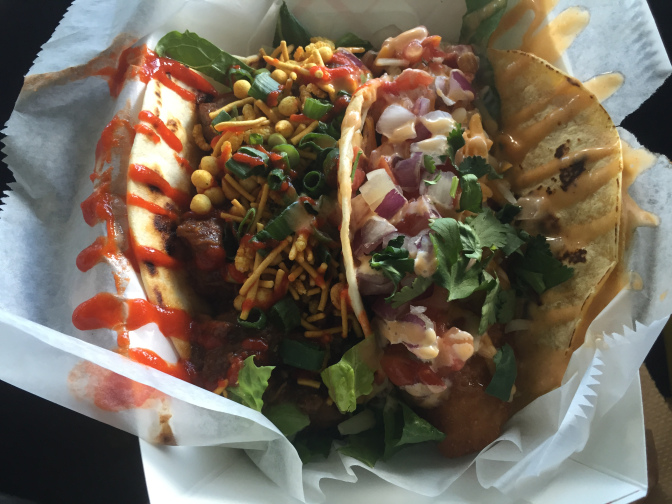 Jacksonville, FL: Blue Pacific Food Truck
