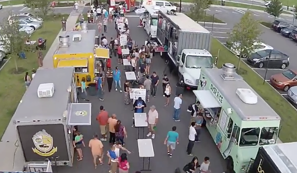 Orlando, FL: Food Truck Bazaar celebrates five years of meals on wheels Sunday evening