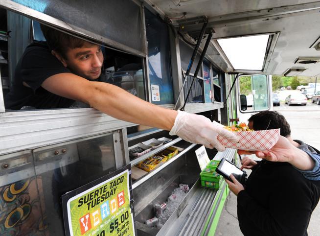 Boulder, CO: Food Truck Park in Boulder moves forward