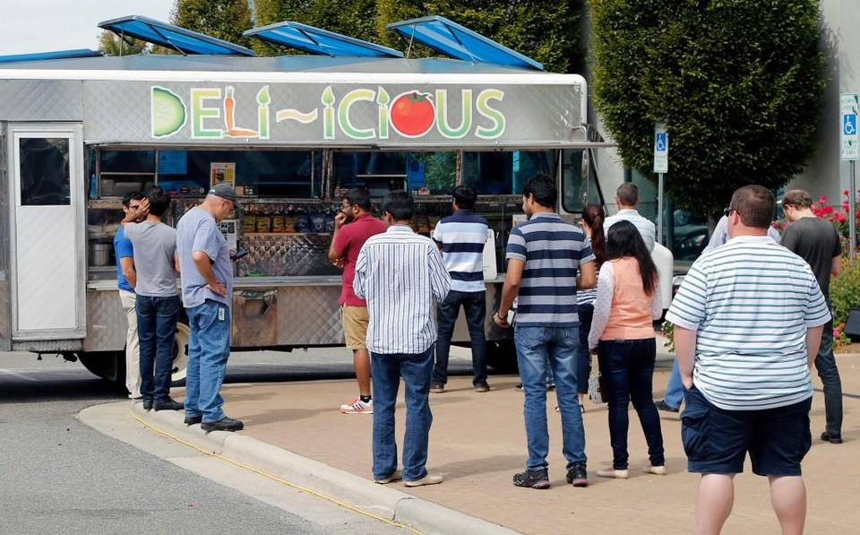 Fuquay-Varina, NC: Fuquay-Varina tightens food truck rules as compromise