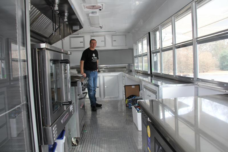 Spring Hill, TN: Local French chef takes kitchen on the road, launches food truck