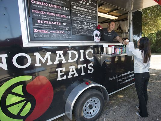 Pensacola, FL: Can food trucks go anywhere?