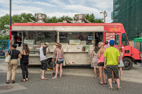 Toronto, CAN: 5 types of food trucks we want to see in Toronto