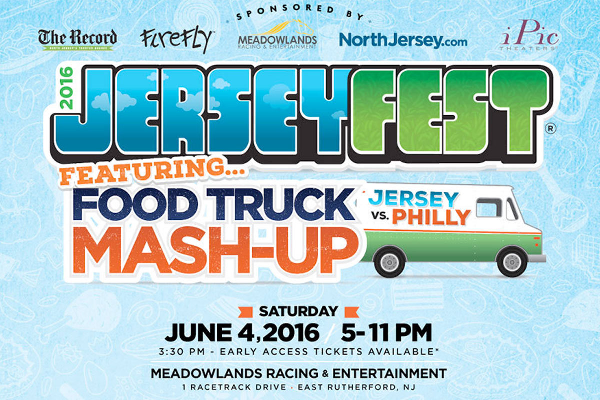 East Rutherford, NJ: JerseyFest 'Food Truck Mash-Up' pits Jersey against Philly
