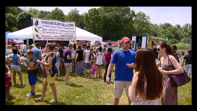 Milford, CT: NEWS Milford Food Truck Fest hits Eisenhower Park