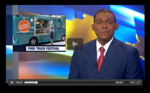 Milford's annual Food Truck Festival is taking place Sunday at Eisenhower  Park. (5/29/16)