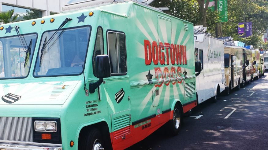 Los Angeles, CA: Nearly 30 percent of Los Angeles food trucks face sanitation problems, report finds