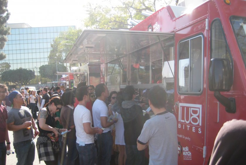 Los Angeles, CA: LA Food Trucks – The Dirty Truth