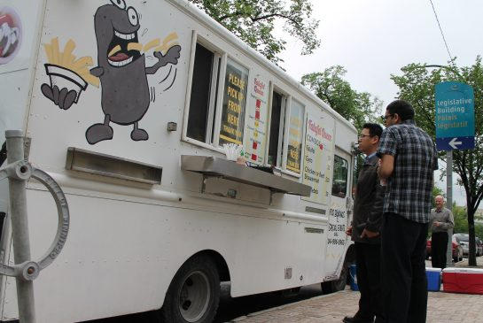 Manitoba, CAN: Food trucks a growing trend in Winnipeg and Manitoba
