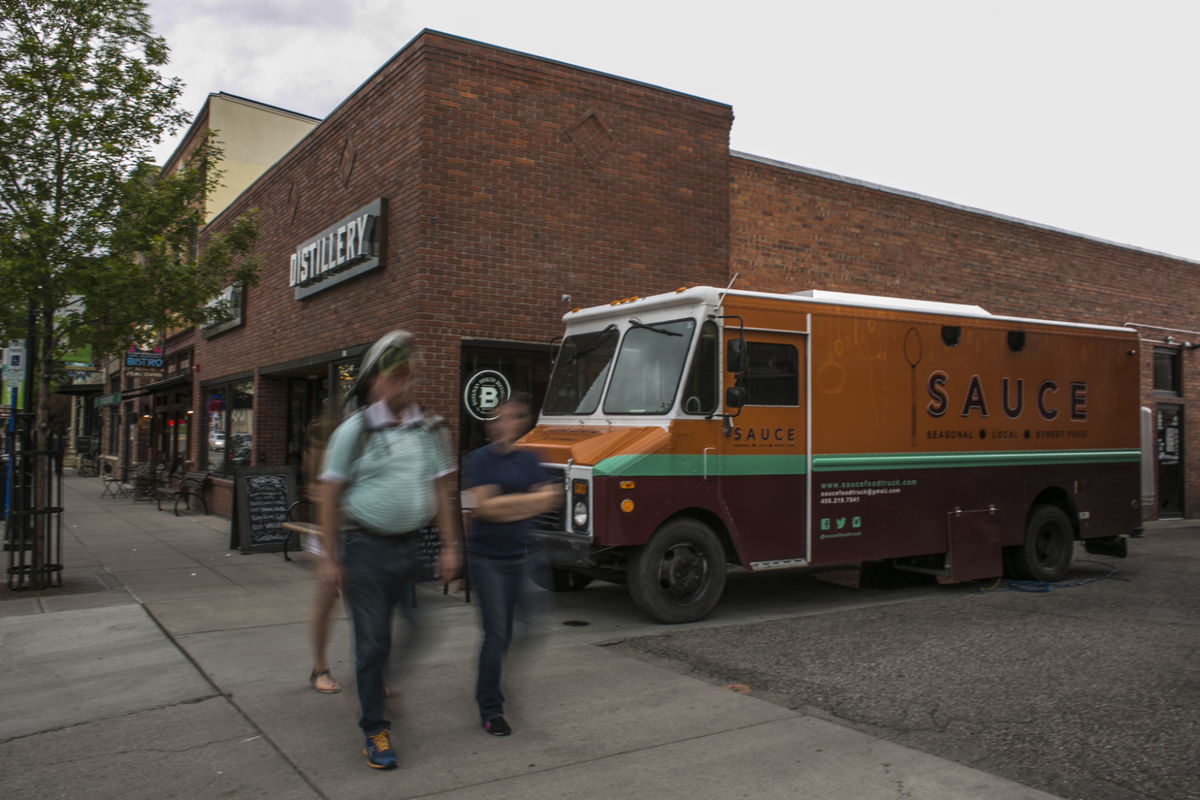 Bozeman, MT: Food trucks sizzling as city considers regulating the temperature