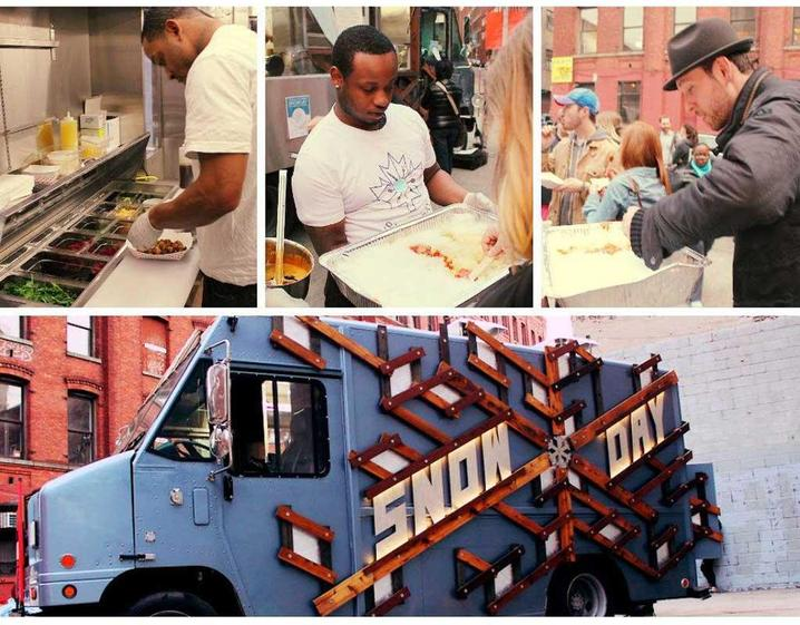 New York, NY: Food truck changes lives by giving jobs to former inmates