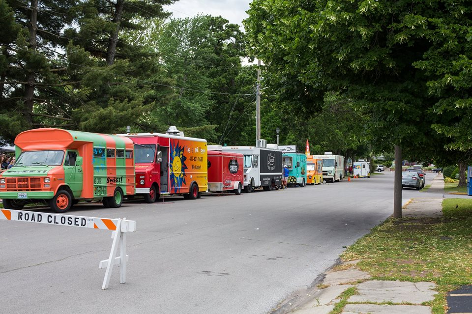 "Carthage, MO: Carthage council extends ""Food Truck Friday"" events"