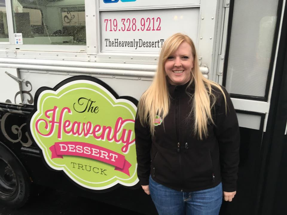 Colorado Springs, CO: Food Truck Friday: The Heavenly Dessert Company