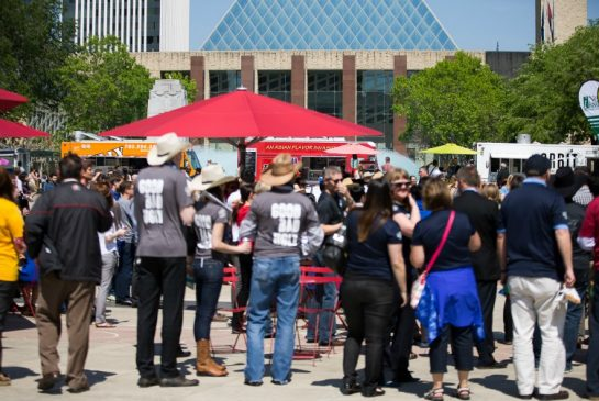 Edmonton, CAN: How safe is your favourite Edmonton food truck?
