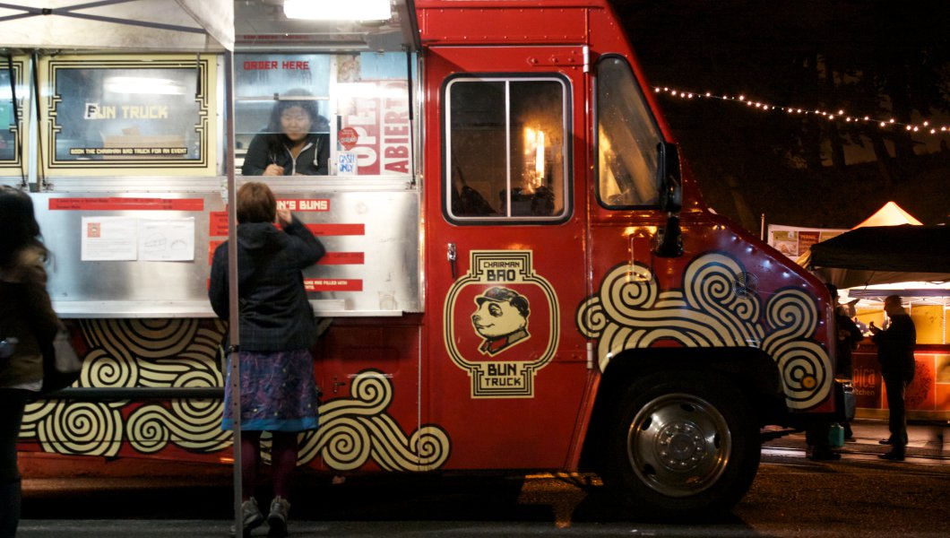 San Francisco, CA: Top 5 Food Trucks in San Francisco