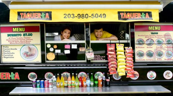 New Haven Mexican Food Truck