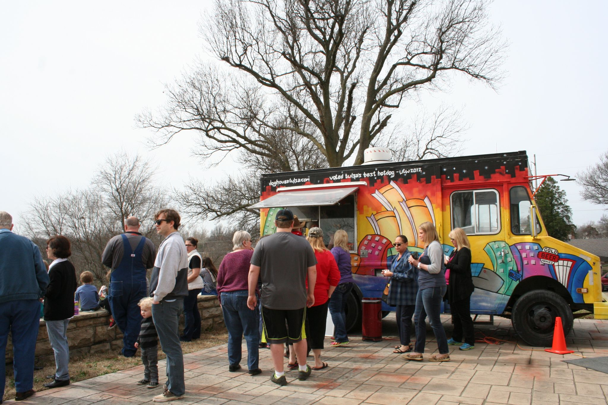 Claremore, OK: Food Trucks to Line Downtown Claremore Select Thursdays