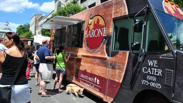 Raleigh, NC: Weekend best bets: Slide the City, Food Truck Rodeo