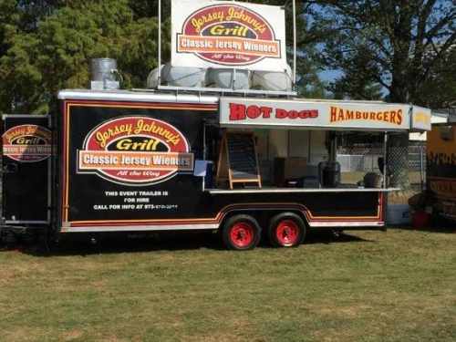 Jersey Johnny's Grill will be one of the New Jersey participants at Saturday's Border Brawl. (Photo provided by Jersey Johnny's Grill)