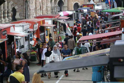 Kuala Lumpur, MYS: Food truck lovers, get set for KL's own Food Truck Alley