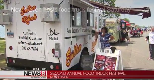 New Haven, CT: New Haven hosts food truck festival Saturday