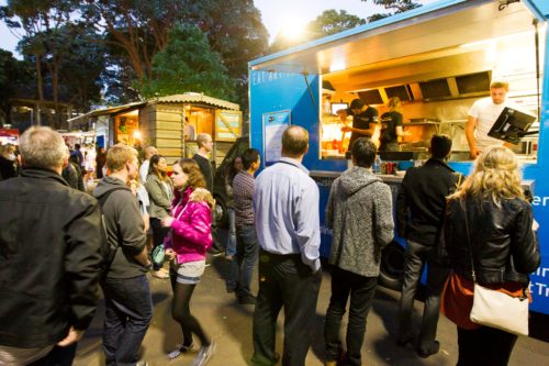 BRENDAN READ/CITY OF SYDNEY Food Trucks United, Belmore Park.