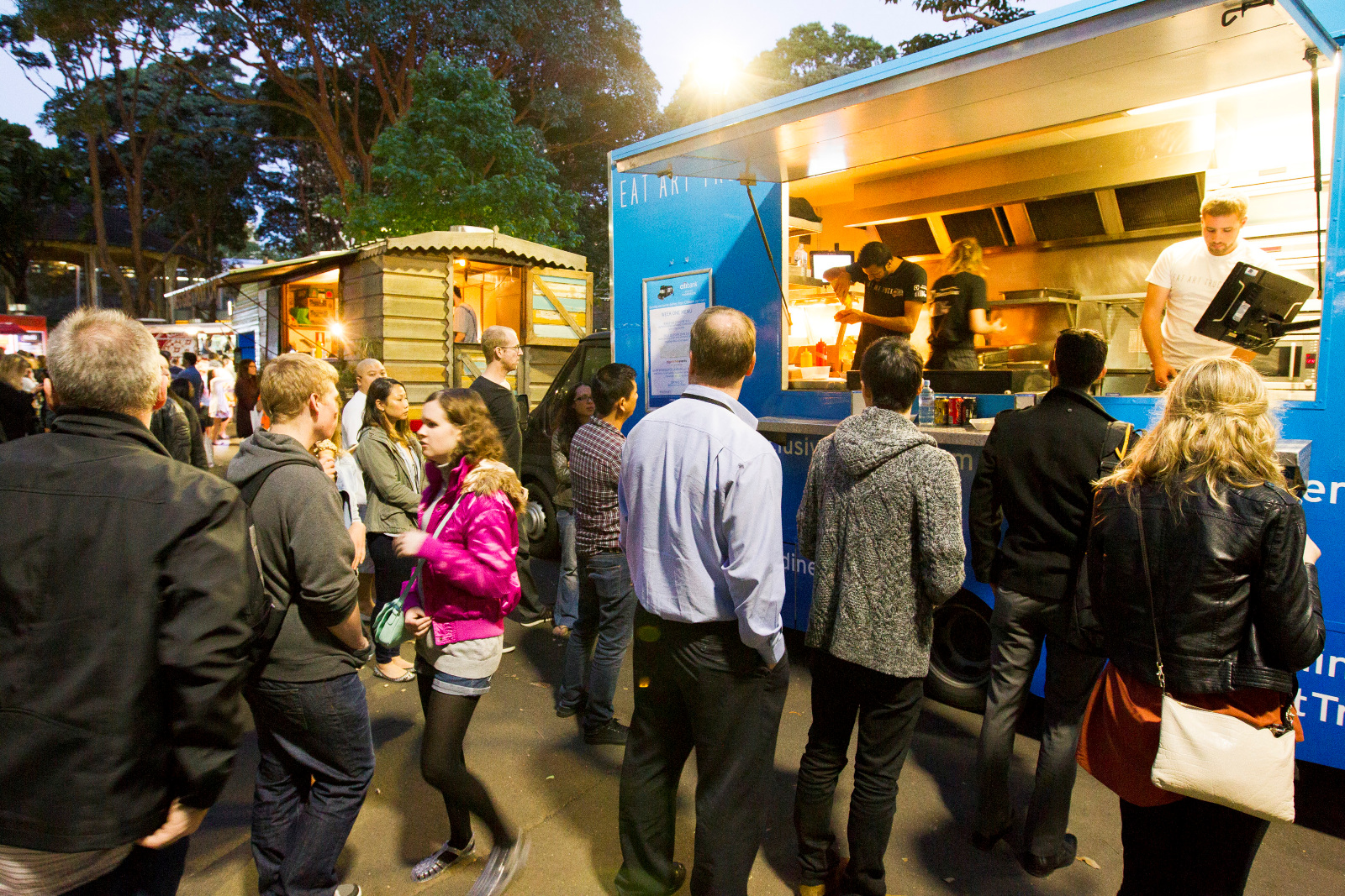 Sydney, AUS: Where To Find Australia's Best Food Trucks