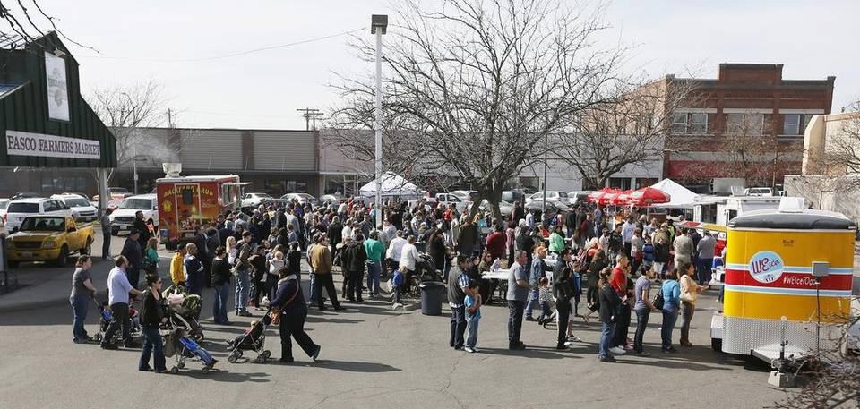 Pasco, WA: Pasco's training course for food trucks is back in session