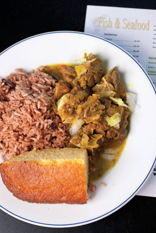 Columbus, OH: Ena's Caribbean Kitchen dishes Jamaican cuisine via new food truck