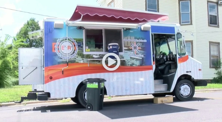 Danville, VA: Danville Public Schools' food truck proves