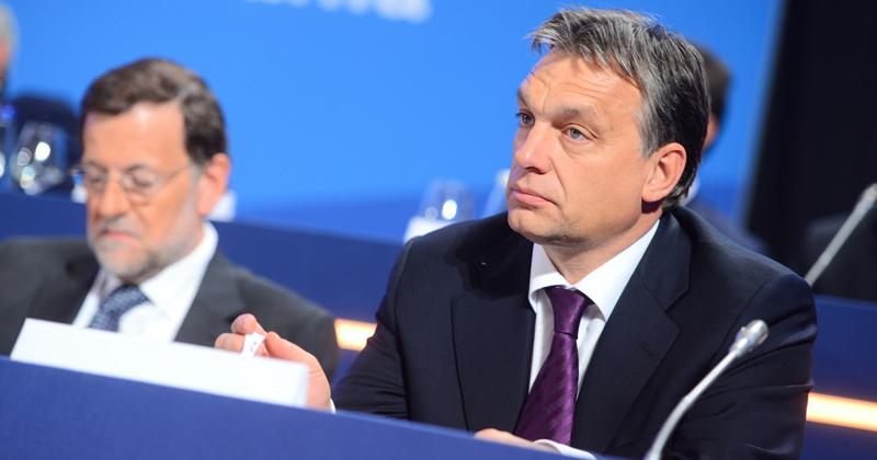 "Hungary Warms to Italy, Slams ""EU Elite"""